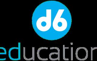 d6 Education Logo