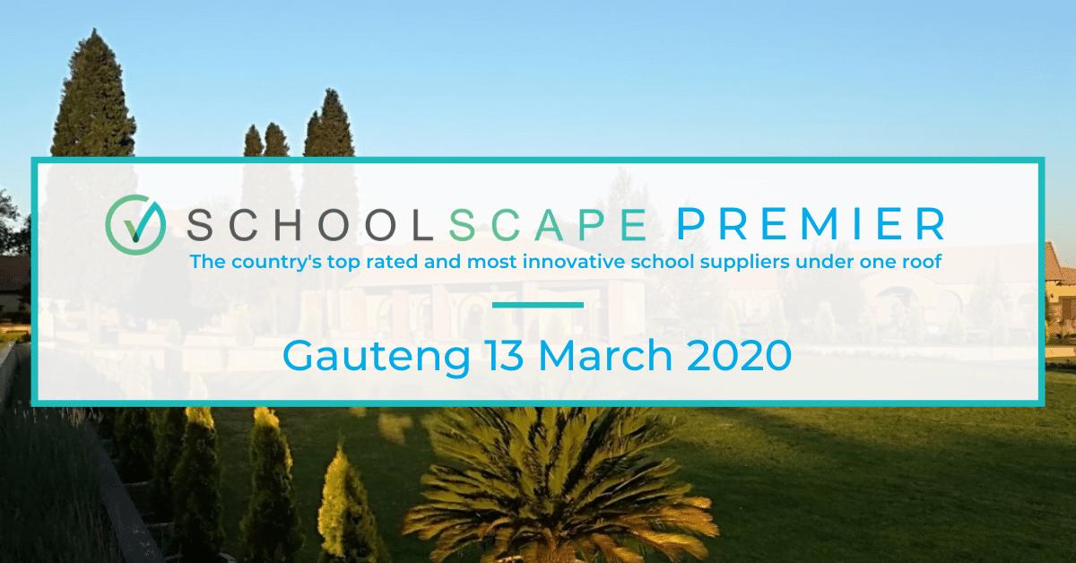Schoolscape Premier Gauteng 2020