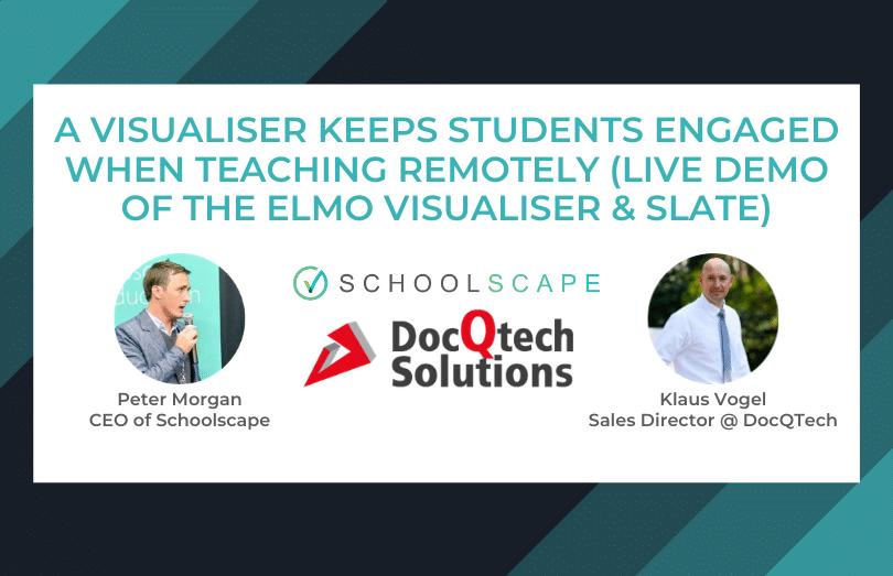 Schoolscape Webinar Featuring DocQtech Solutions