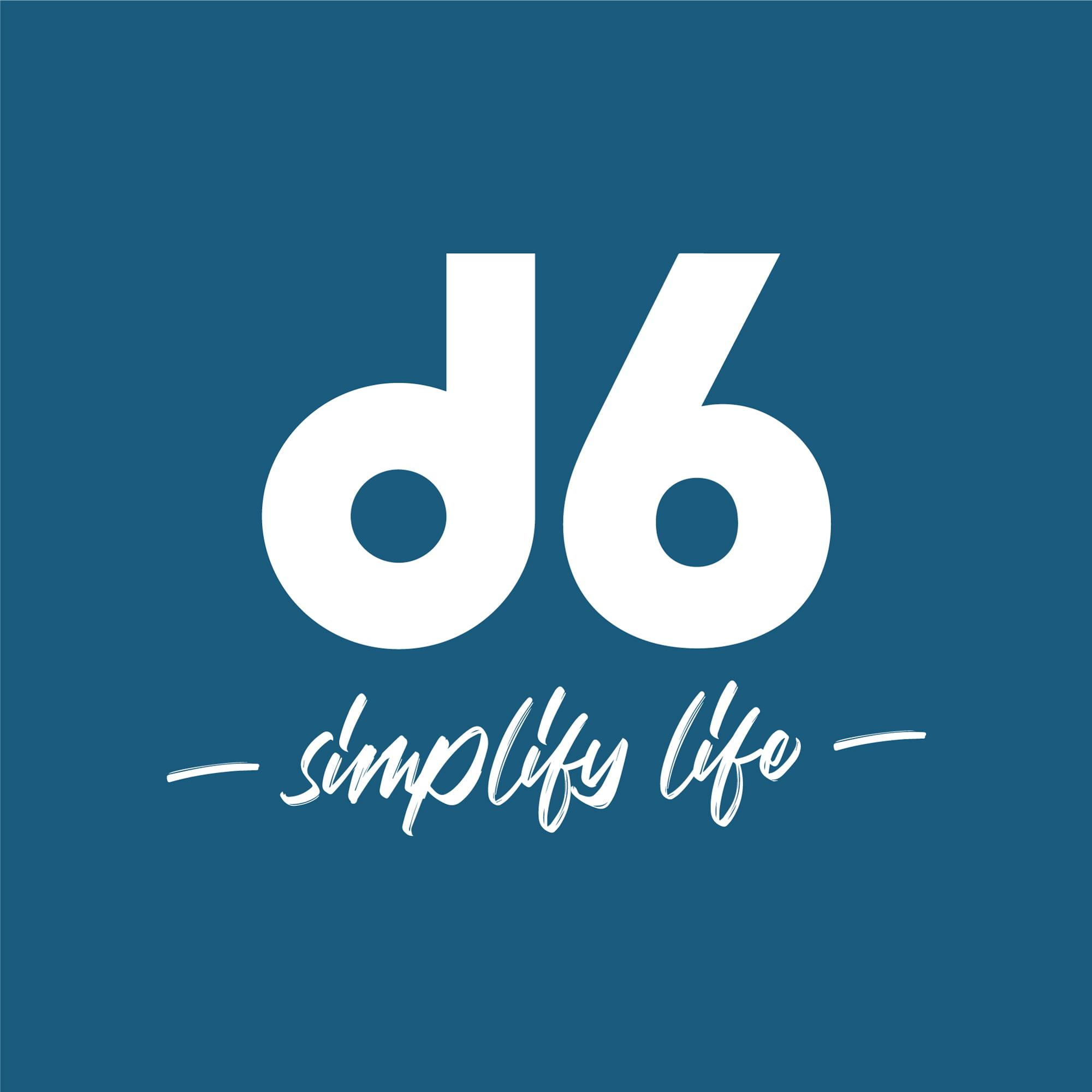 d6-logo—simplify-Life-blue