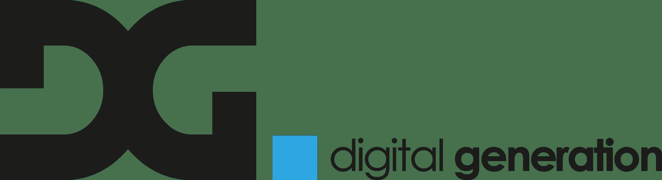Digital Generation Logo